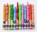 crayon animals